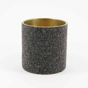 Bracelet Bangle Black One