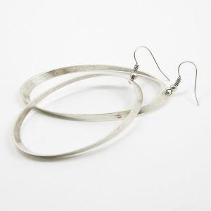 Boucles d'oreilles  Grandes légères